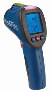 ScanTemp 895 – Инфрацрвен безконтактен термометар за детекција на мувла Image