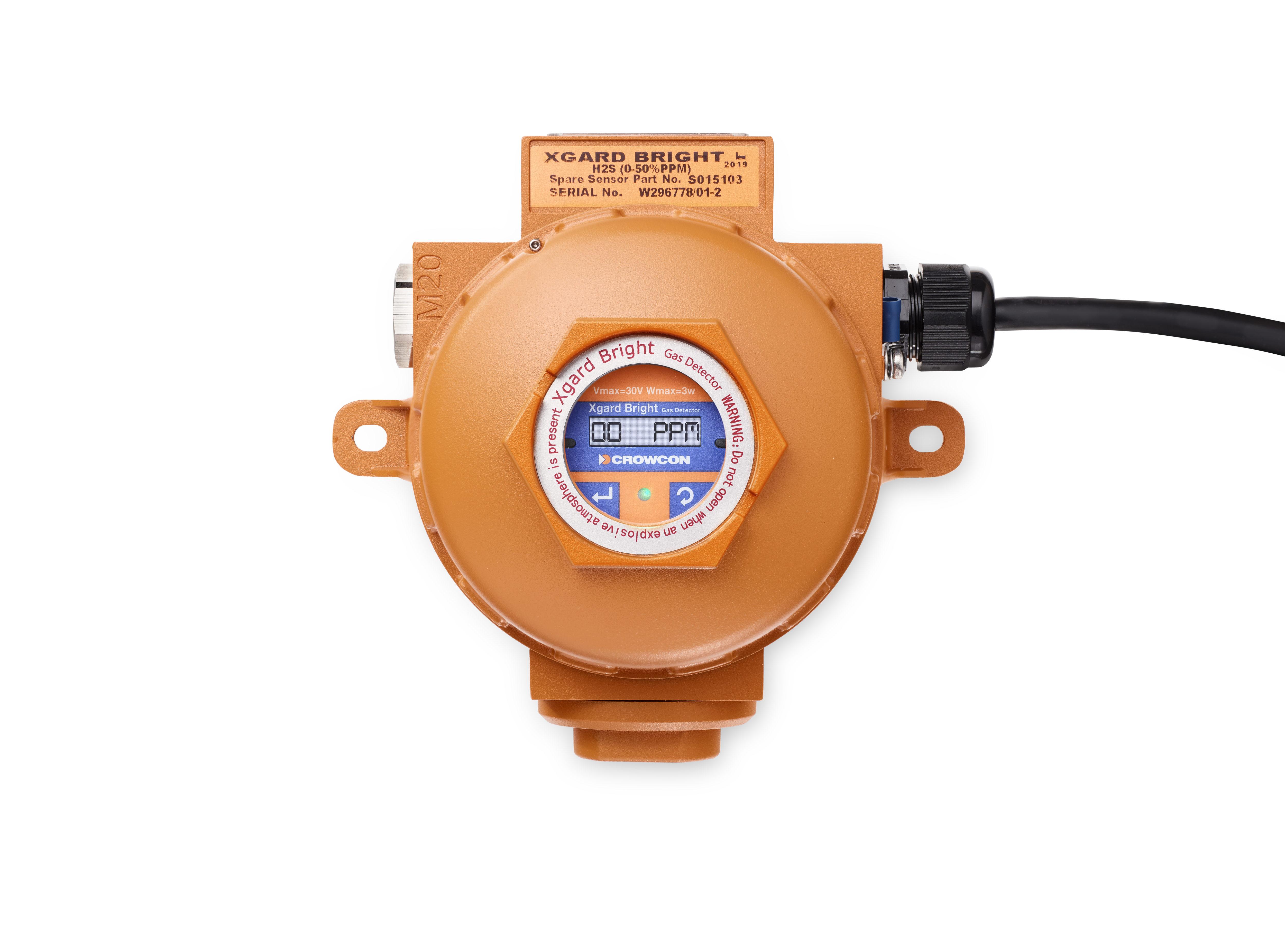 Фиксни детектори на гасови Image