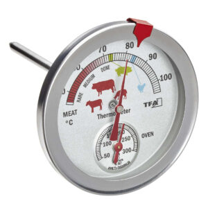 Аналоген термометар за во рерна Image