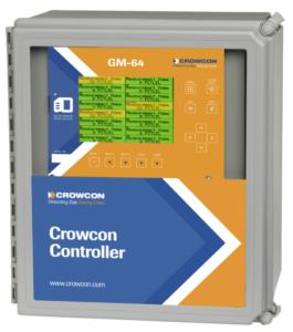 Контролни панели за детекција на гасови Image