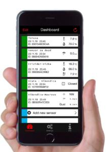 WeatherHub Smart System Image